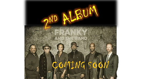 Franky and the Band New Album