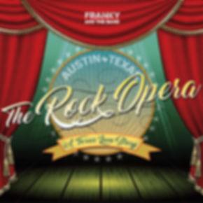 Austin Rock Opera CD Album