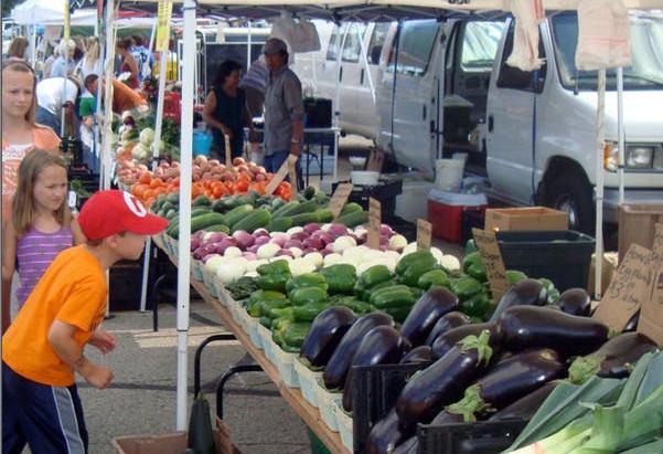 StarTribune: Best farmers market - Rochester Downtown Farmers Market - 2014 Best of MN