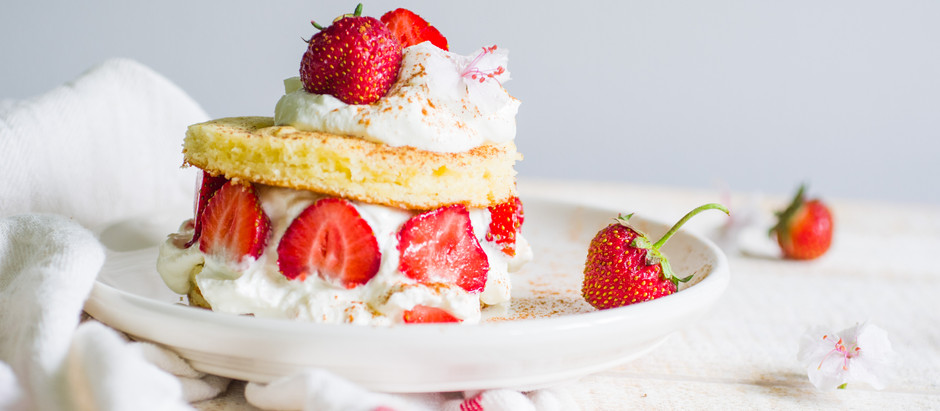RECIPE | STRAWBERRY SURPRISE