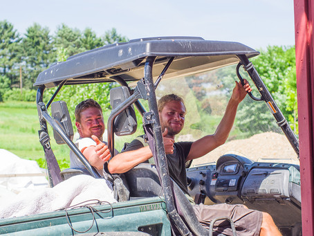 Meet Your Farmers | Easy Yoke Farm