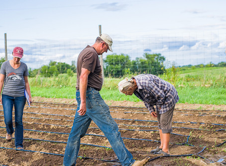 Meet Your Farmers | Whitewater Gardens Farm