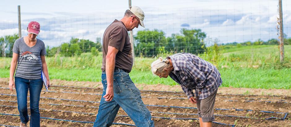 Meet Your Farmers | Whitewater Gardens Farm