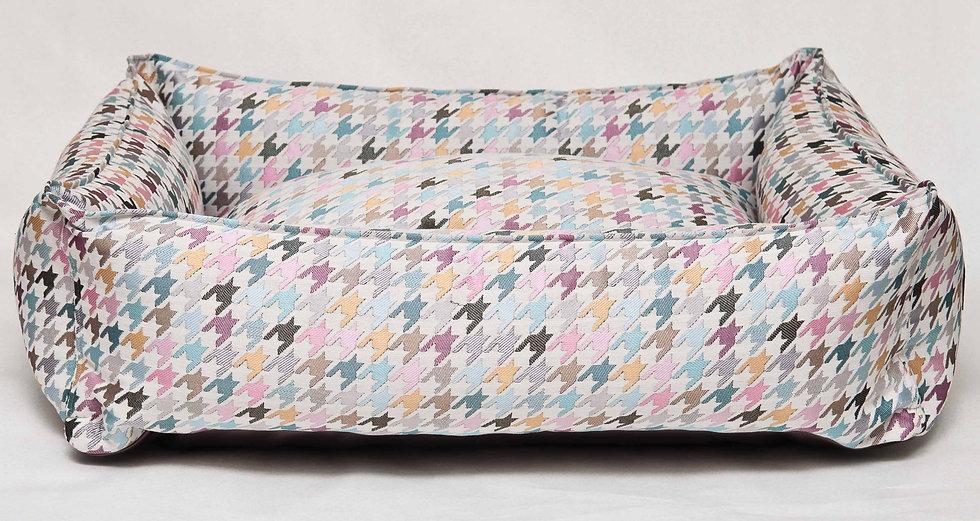 Лежак B.PIXEL pink