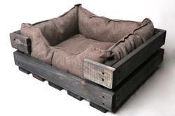 Лежак-ящик