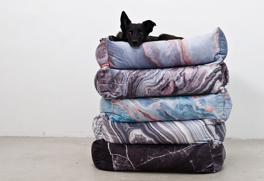 Лежак для собак MARBLE