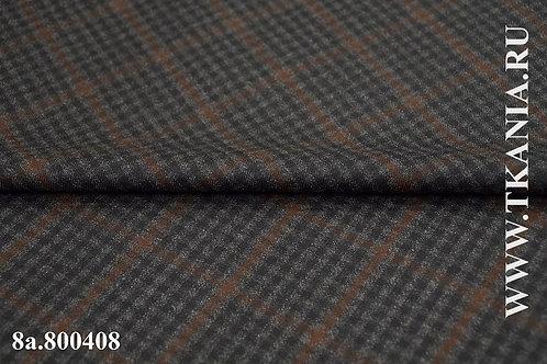 Ткань костюмная 8а.800408  Ширина 156 см Состав 100 % шерсть