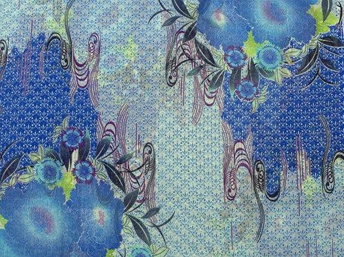 Ткань Хлопок плательно-блузочный 119.119575 (100% хлопок, 145 см)