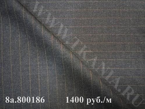 Шерсть-нат.стрейч 8а.800186 ширина152 см  100%шр