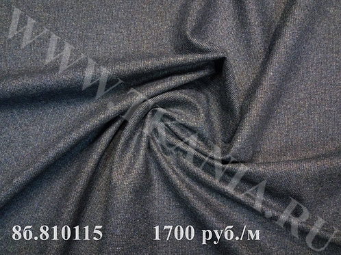 Шерсть костюмная 8б.810115 ширина 146 см 100% шерсть Италия