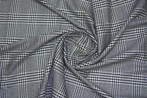 8а.800337 Ткань костюмная  Состав: 75% шерсть 25% вискоза  Ширина 150 см