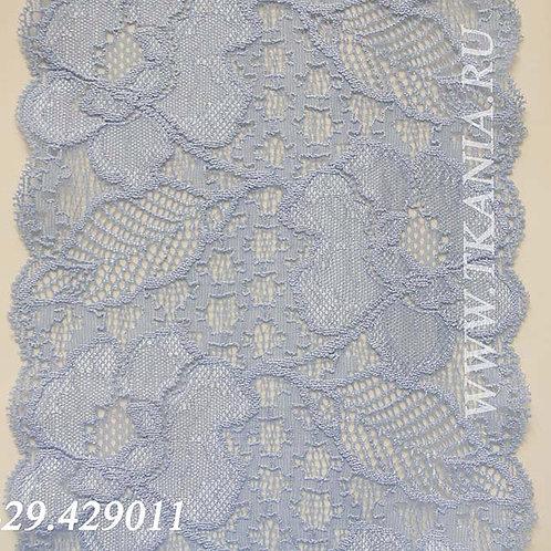 429/429011 Кружево - стрейч Ширина 16 см Производитель Италия