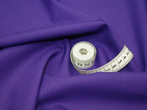 Ткань костюмная синяя 8в/820044 (100% шерсть, 150 см)