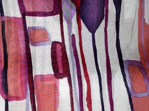 Ткань шелк-хлопок 112.112138 (40% шелк, 60% хлопок, 137 см)