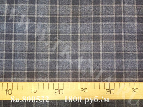 Шерсть костюмная 8а.800532 95% шерсть 5% альпака 154 см Италия