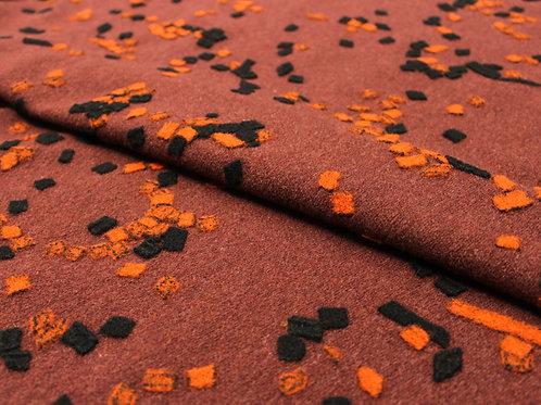 Трикотаж шерсть кашемир полиэстер 145.145075 (140 см 50%шр 20%каш 30%пэ)