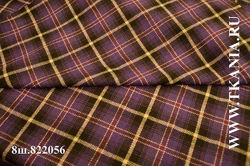 Ткань костюмная  8ш.822056 Ширина 148 см65 % шерсть 35 % пэ