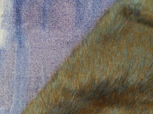 Ткань джинс-мех 13.309107 (пан/пэ, 140 см, Германия)
