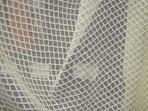Кружево на сетке 5.250139 (50% ви 30% хл 20% пэ 110 см)