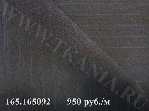Тк.костюмная 165.165092 ширина156 см 10%шр68%хл19%па3%эл