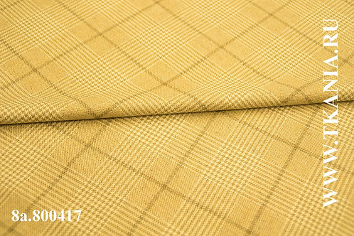 Ткань костюмная 8а.800417 Ширина 154 см 60 % шерсть 40% ви