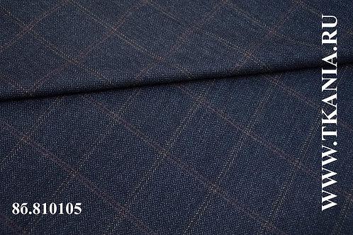 Шерсть костюмная 8б.810105 Ширина 148 см Состав 80% шерсть 20% акрил