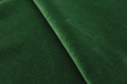 Бархат зеленый 6.260175 (96% хл 4%ви 145 см)
