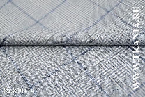 Ткань костюмная  8а.800414 Ширина 154 см60 % шерсть 40 % вискоза