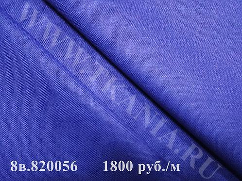 Ткань костюмная, натуральный стрейч 8а.820056 100%шр ширина 153-158 см Италия