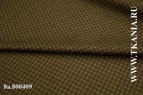 Ткань костюмная 8а.800409 Ширина 150 см100 % шерсть