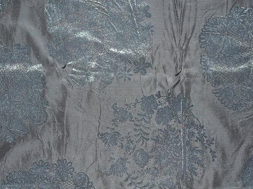 Ткань жаккард 116 / 116034 (85% вискоза, 17% шелк, 175 см)