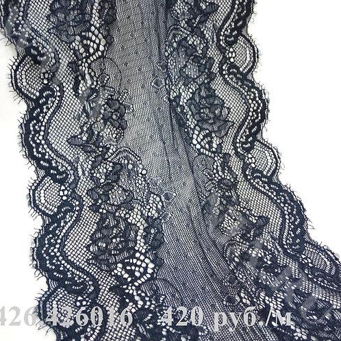 426.426016 Кружево - стрейч Ширина 16 см Производитель Италия