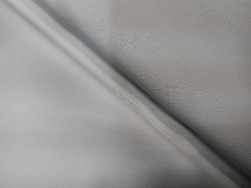 Эко-кожа для одежды  молочная 14.308146 (142 см, 100%пу/98%пэ 2%эл, Италия)