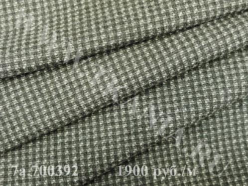 7а.700392 Ткань пальтовая Ширина: 156 см Состав: 80% шр 5% альп 15% пэ