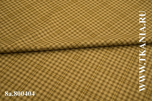 Ткань костюмная  8а.800404 Ширина 150 см Состав 100 %WV шерсть