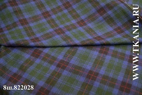 Ткань костюмная  8ш.822028 Ширина 168 см80 % шерсть 20% акрил