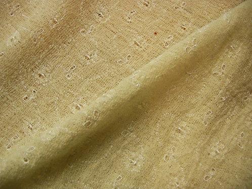 Двусл.марлевка с вышивкой 131.131039 (90%хл 10%ш 105 см)