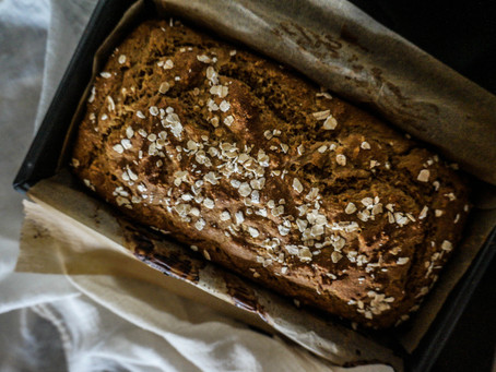 Mess-free Irish Soda Bread Loaf