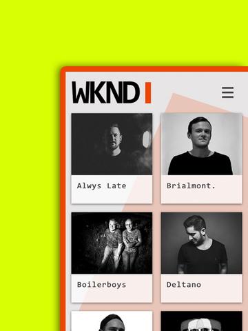 WKND-Agency