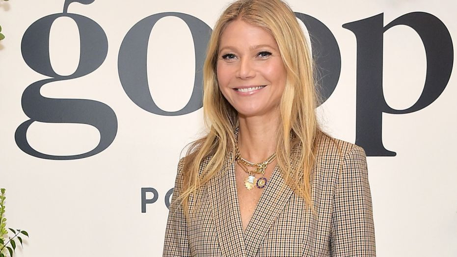 Gwyneth's clam is burning up... and I'm not happy about it