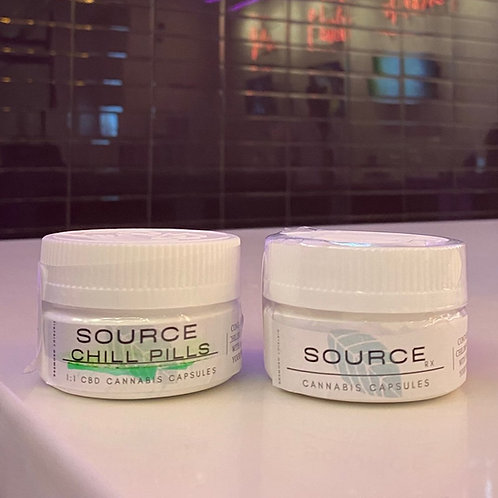 Source Capsules (District Growers)