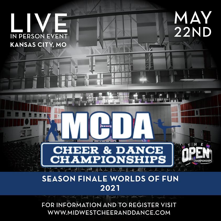 MCDA Season Finale at Worlds of Fun 2021