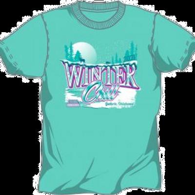 Winter Chill Oklahoma City 2021 Event Shirt