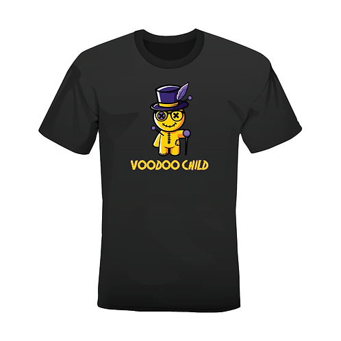 NEW T-Shirts: Voodoo Child