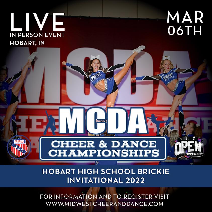 Hobart High School 9th Annual Cheer and Dance Invitational