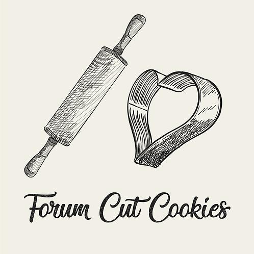 Forum Cut Cookies