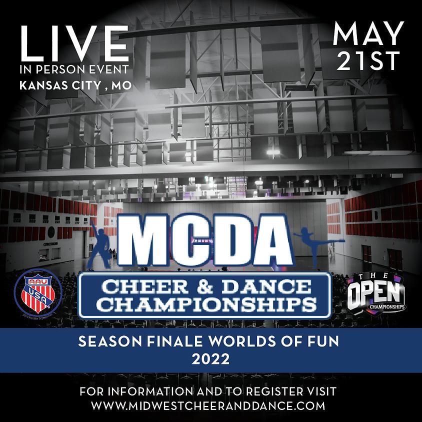 MCDA Season Finale at Worlds of Fun 2022