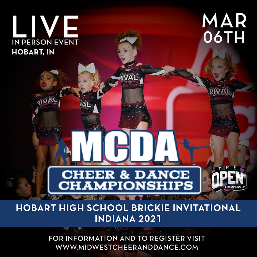 Hobart High School 8th Annual Cheer and Dance Invitational
