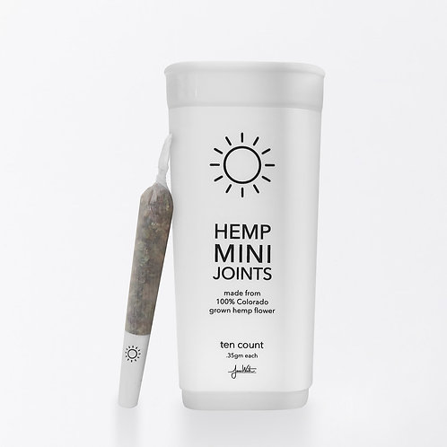 Jane West Day  Mini Joints