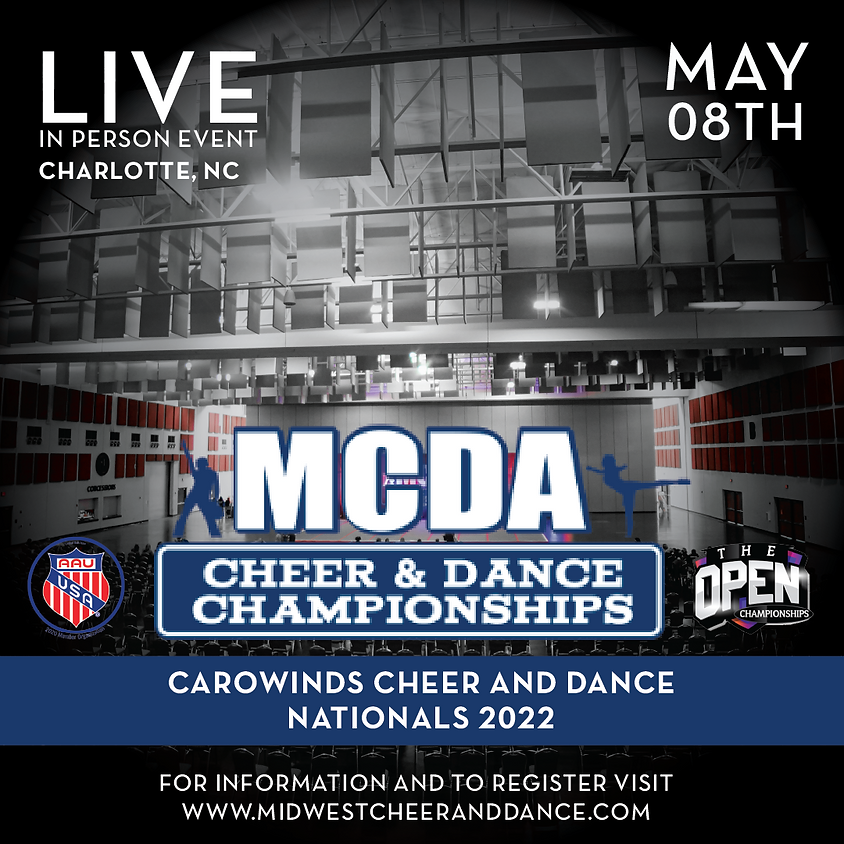 Carowinds Cheer and Dance Nationals 2022
